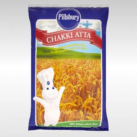Atta Pillsbury Chakki 1kg