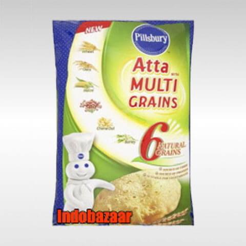 Atta Pillsbury Multigrains 1kg