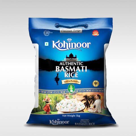 Basmati Rice Kohinoor