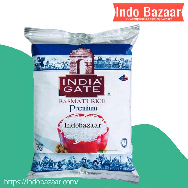 Basmati Rice India Gate