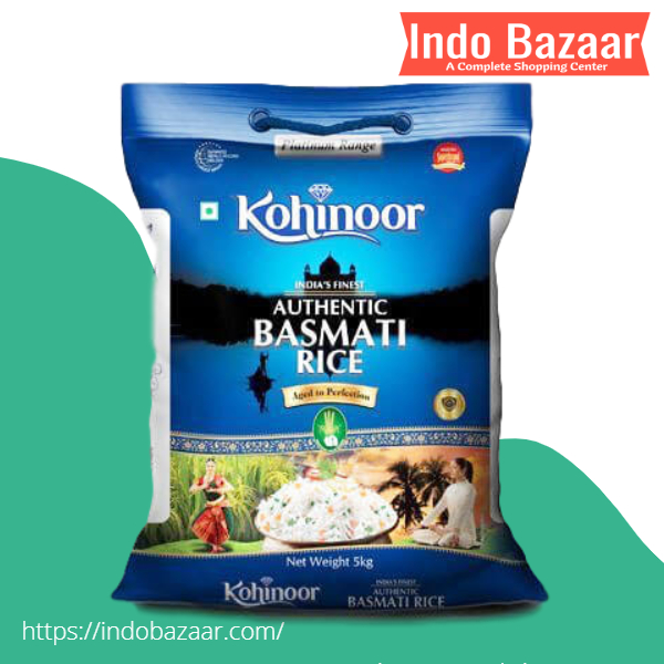 Basmati Rice Kohinoor 5kg