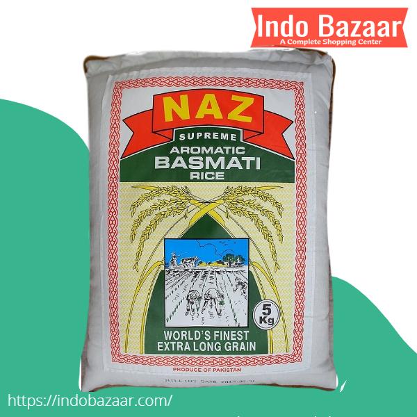 Basmati Rice Naz