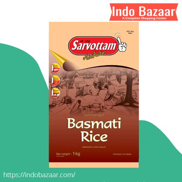 Basmati Rice sarvottam