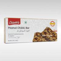 Chheda's Peanuts Chikki Bar