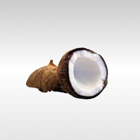 Coconut Half Cut