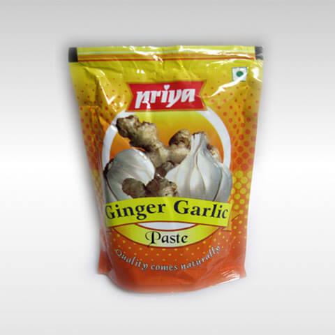 Ginger Garlic Paste 200g Priya