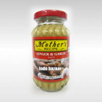 Ginger Garlic Paste 300g Mother's