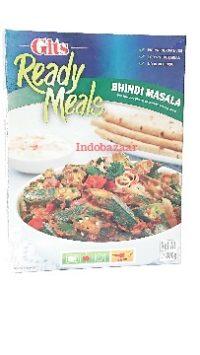 Gits bhindi masala. 2