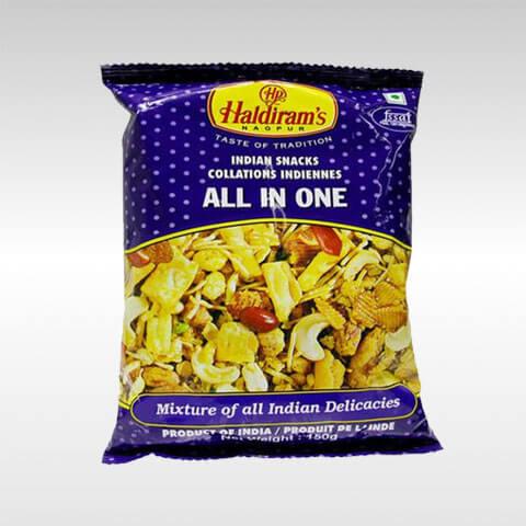 Haldiram All in One 150g