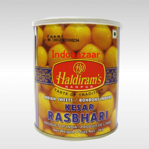 Haldiram Kesar Rasbhari