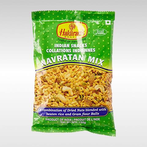 Haldiram Navratan Mix