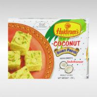 Haldiram Sohan Papri Coconut 250g 1