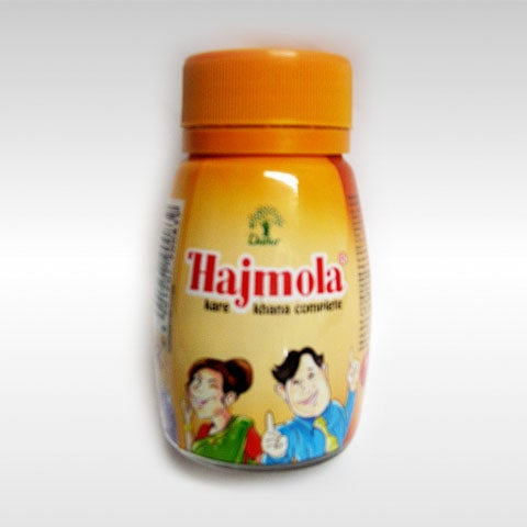 Hazmola Tablets in bottle