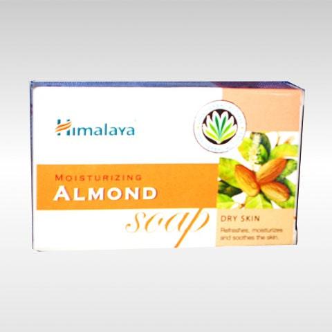 Himalaya Almond Soap 70g