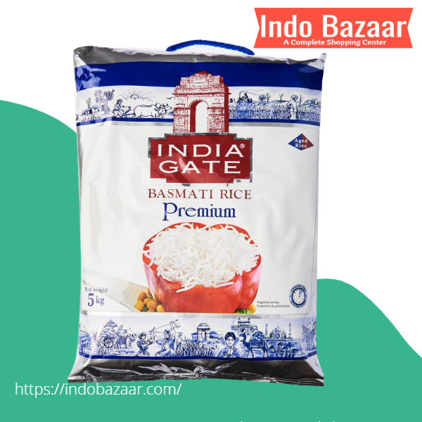 India Gate Basmat rice