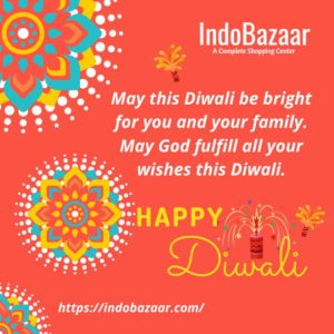 IndoBazaar - Happy Diwali Deepavali