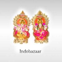 Laxmi and Ganesh 2 moorti Set 1