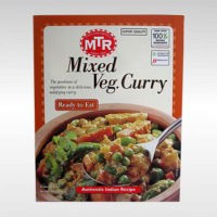 MTR ready to eat Mixed Veg. Curry