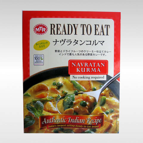 MTR ready to eat Navratan Kurma