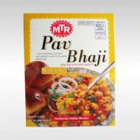 MTR ready to eat Pav Bhaji
