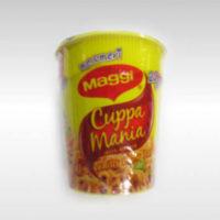 Maggi Cuppa Chilli Chow