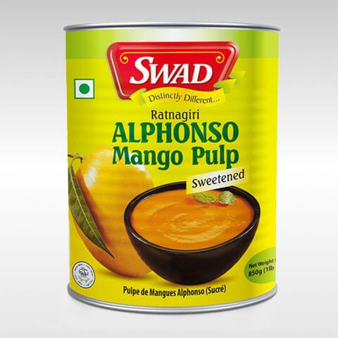 Mango Pulp Swad