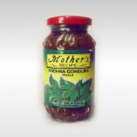 Mother's Andhra Gongura Pickle 300g