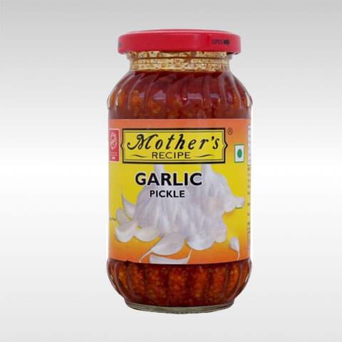 Mother's Garlic Pickle 300g