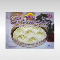 Nanak Rasmalai Frozen 1kg