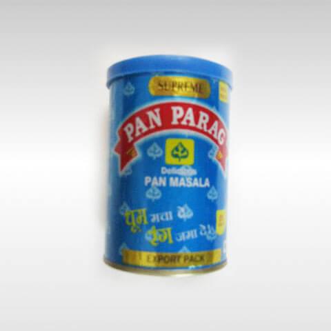 Pan Parag Blue Tin