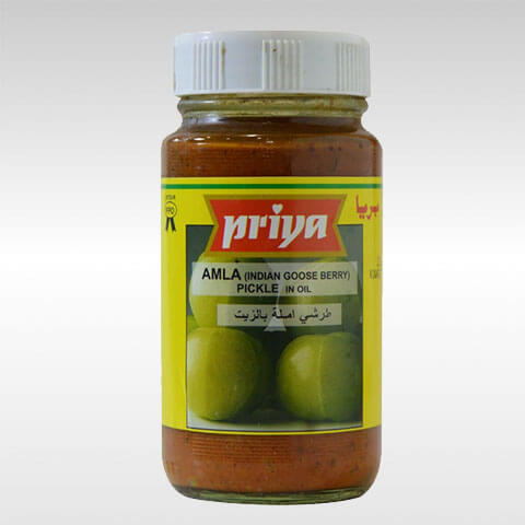 Priya Amla Pickle 300g