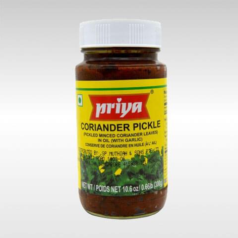 Priya Coriander Pickle