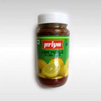 Priya Lime Pickle 300g