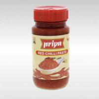 Priya Red Chilli Paste