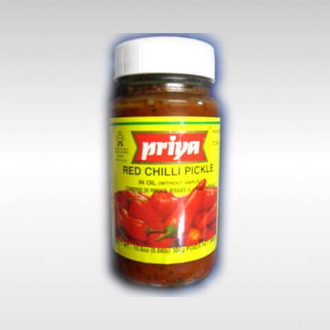 Priya Red Chilli Pickle