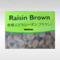 Raisin Brown kishmish 100g 1