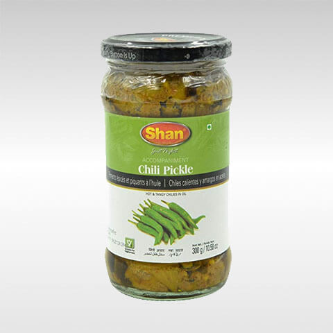 Shan Chilli Pickle 300g