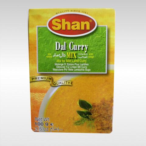 Shan Dal Curry 100g