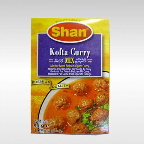 Shan Kofta Curry 50g