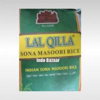 Sona Masuri Rice Lal Qila 5Kg