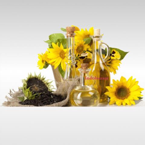 Sun Flower Oil ひまわり油 1Ltr