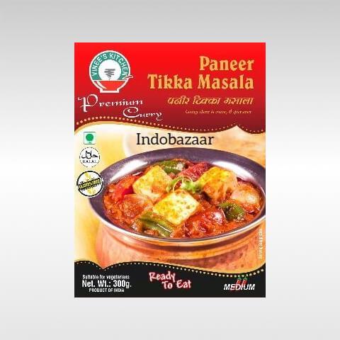 Vinees kitchen Paneer Tikka Masala 1