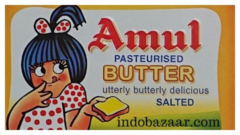 butter amul 2